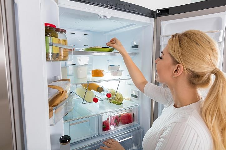 Rady pro začínající hospodyňky - Jak byste si měli uspořádat potraviny v lednici