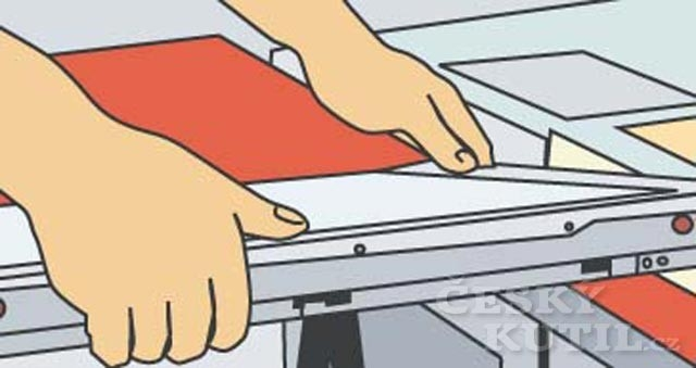Jak vyměnit pracovní desku?
