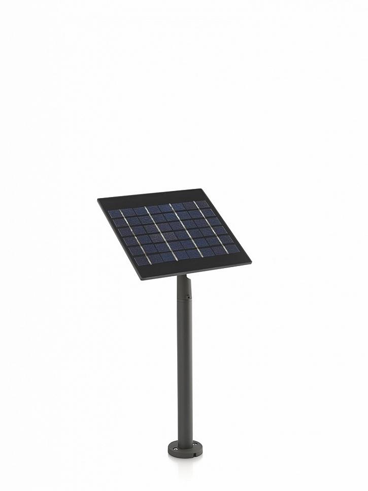 Samostatně stojící solární panel svítidla Raven