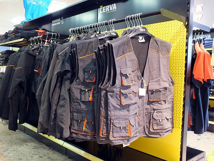 Jak vybrat vhodný pracovní oděv – Brudra