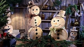 Jak vyrobit sněhuláka, který vydrží celou zimu a zaručeně nikdy neroztaje