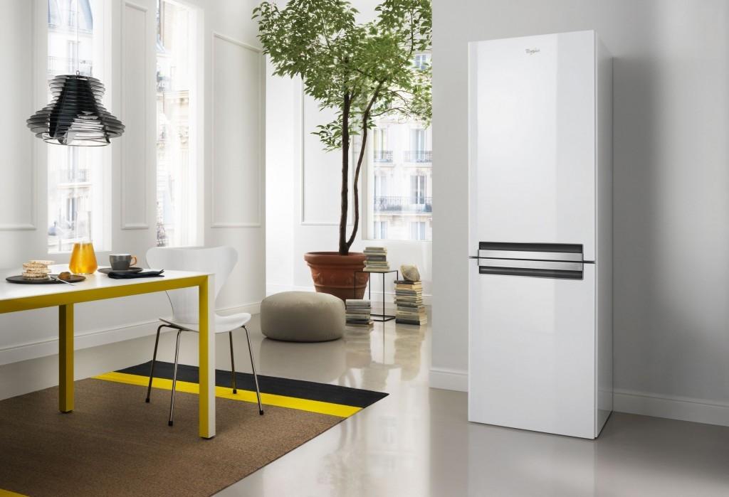 Revoluce v sortimentu kombinovaných chladniček: Whirlpool představuje Supreme NoFrost