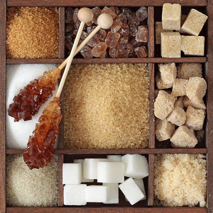 Zdravé slazení - cukr nebo jeho náhrady? (Zdroj: Depositphotos)