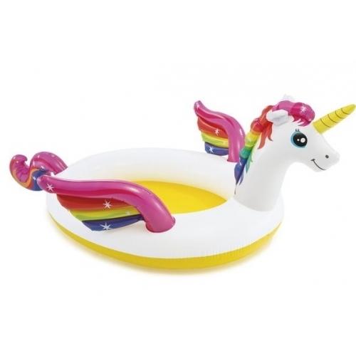 INTEX Mystic Unicorn Dětský bazén jednorožec, 57441NP