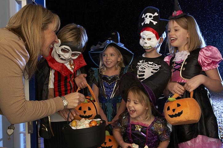 Koleda o Halloweenu
