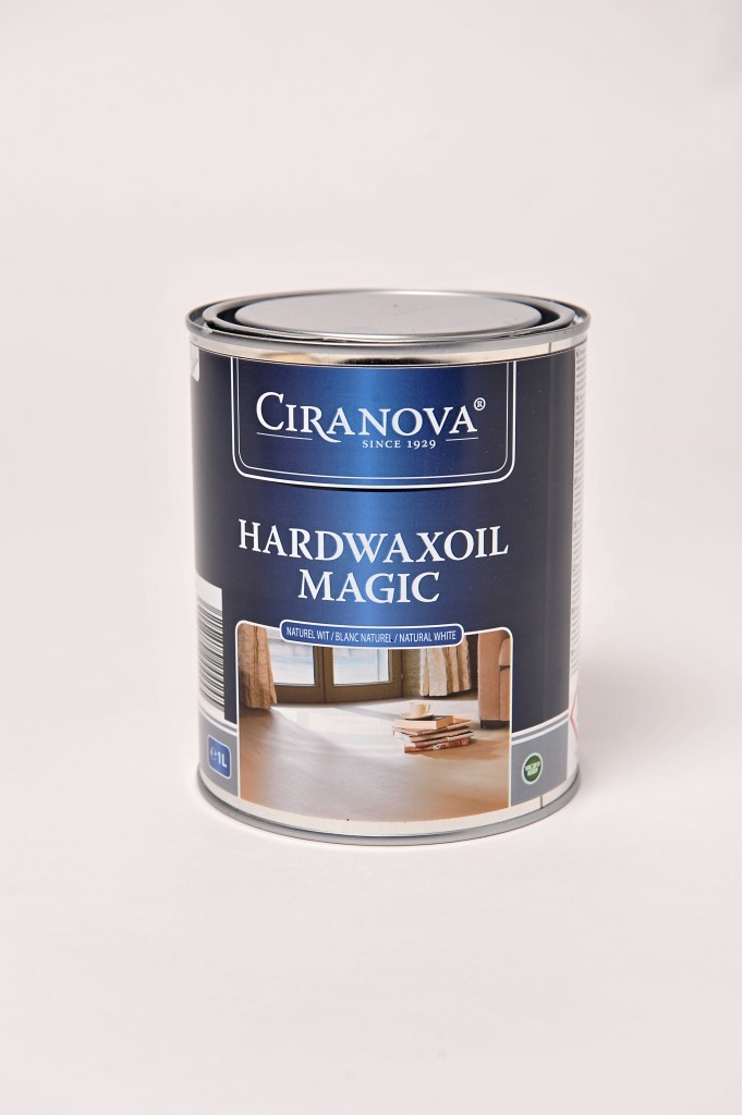 Hardwaxoil – přírodní olej s tvrdým voskem