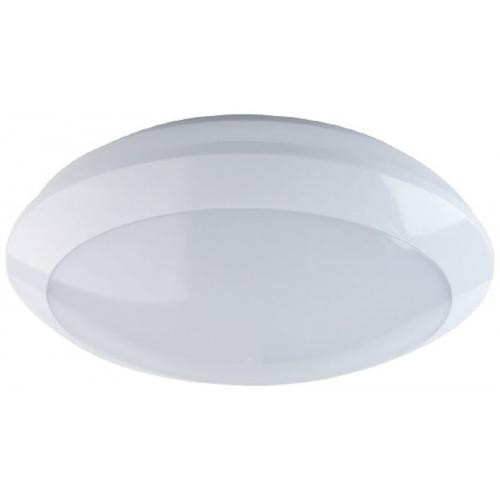 PANLUX ZEUS LED S NM přisazené stropní a nástěnné kruhové svítidlo 16W, radar sensor a nouzový modul