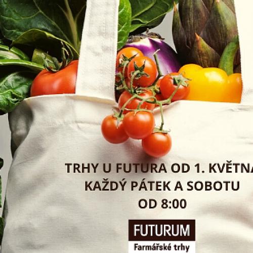 Farmářské trhy Futurum Ostrava