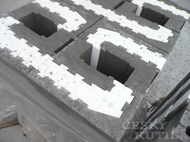 Tepelně-izolační obvodové zdivo SUPER IZO