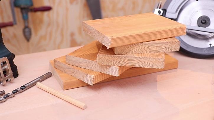 Dřevěná prkýnka