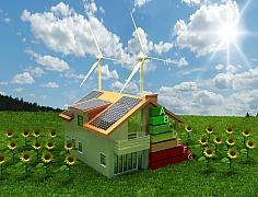 Úspora energií v rodinném domě