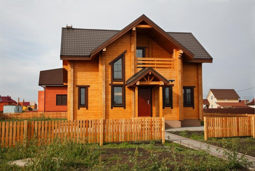 Rekonstrukce dřevěné fasády
