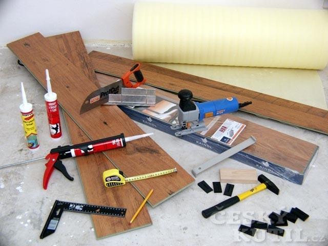 Podlaha – jak upravit betonový podklad