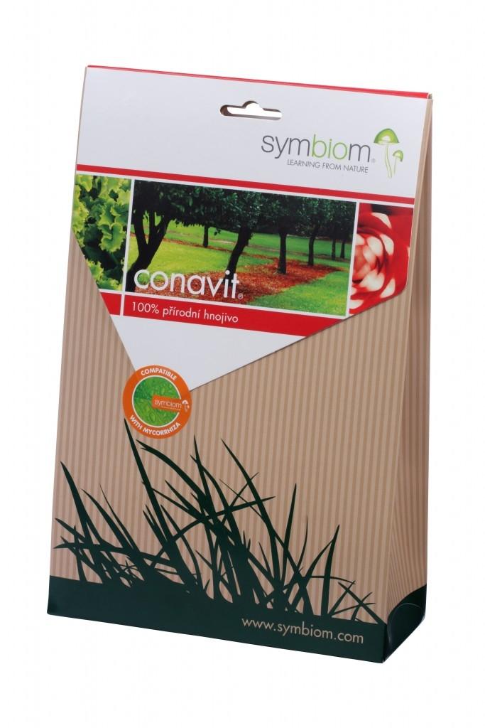 Conavit - stoprocentně přírodní a pomalu rozpustné hnojivo