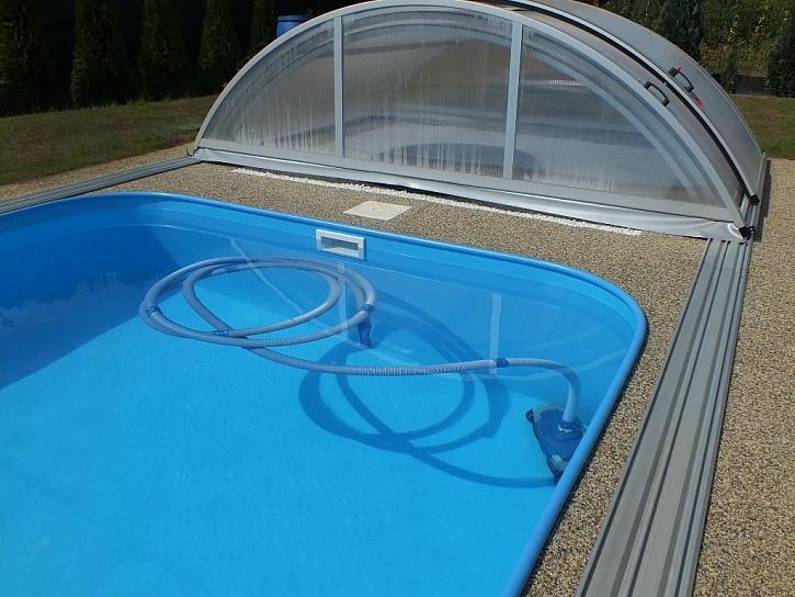 Příprava bazénu na sezonu