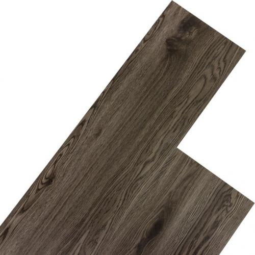 STILISTA 32550 Vinylová podlaha 5,07 m2 - tmavě šedý dub