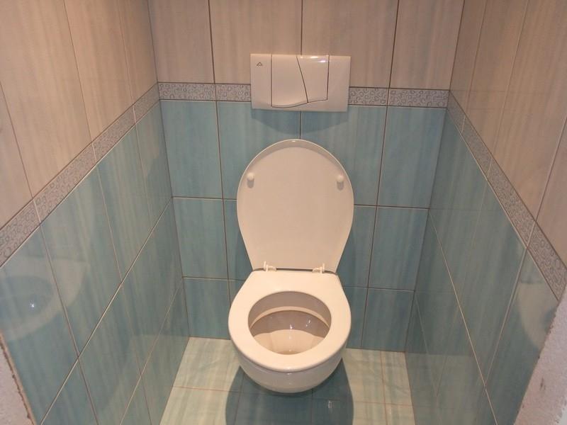 Montáž závěsného WC