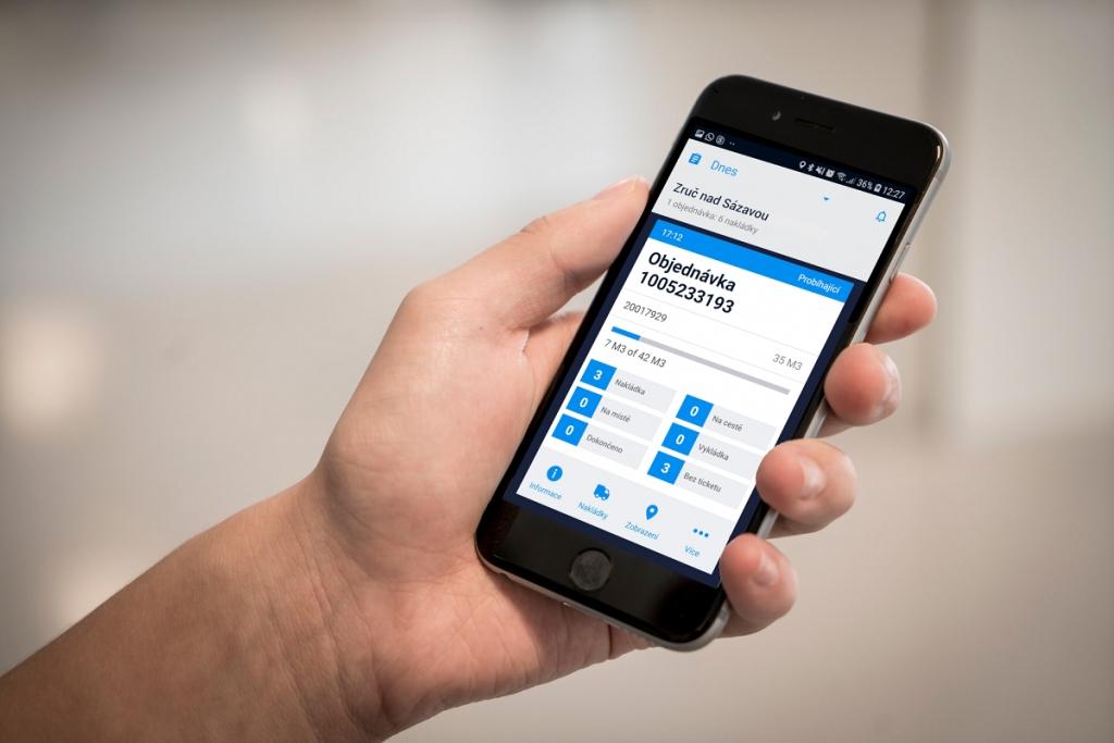 CEMEX přináší digitální revoluci do stavebnictví: CEMEX Go umožňuje řídit stavbu z mobilu i počítače