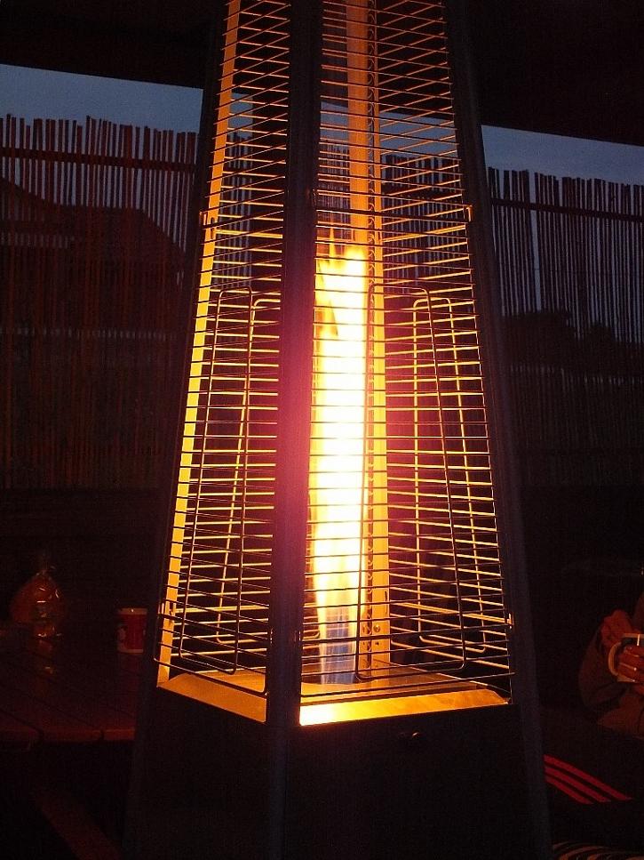 Topidlo Meva - Pyramida plná ohně