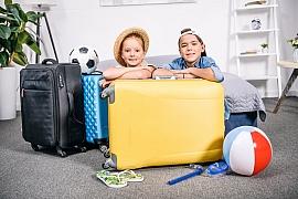 Jak na začátku prázdnin zabavit děti?