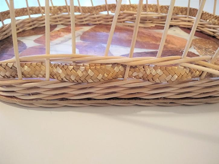 Pletení třemi pruty