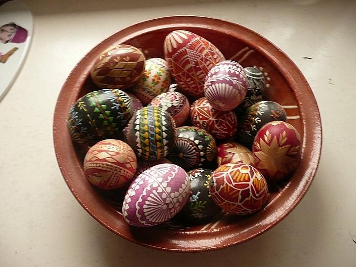 Tradiční i současné symboly Velikonoc