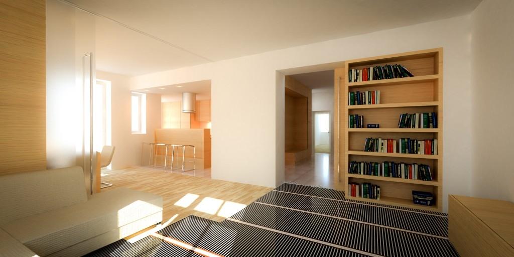 """""""Rychlokurz"""" o elektrickém vytápění v bytě nebo domě – část II."""