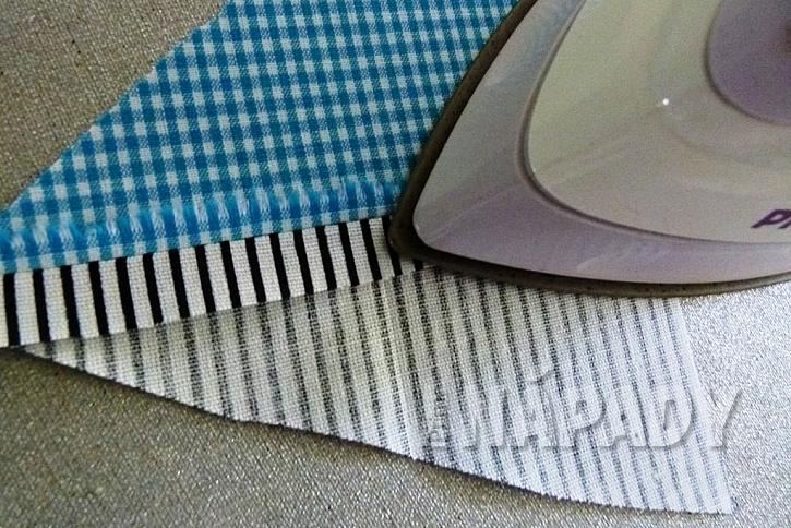 Jak stylově zabránit ubrusu v poletování: Lodičky pro zahradní stolování 5
