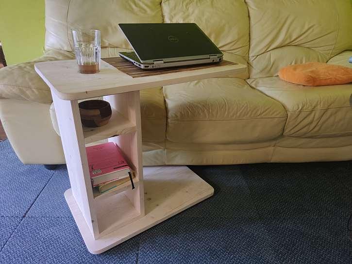 Vyrobte si odkládací stolek podle našeho návodu (Zdroj: Prima DOMA)