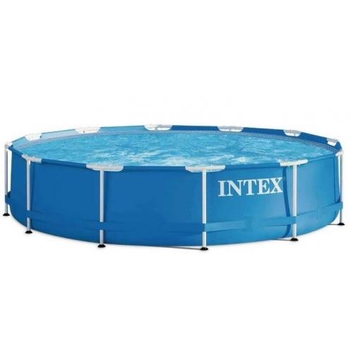 Bazén Metal Frame Pools 4,57m x 0,84m, s filtrací