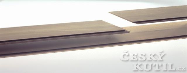 Dřevěné podlahy se podle typu dělí na: