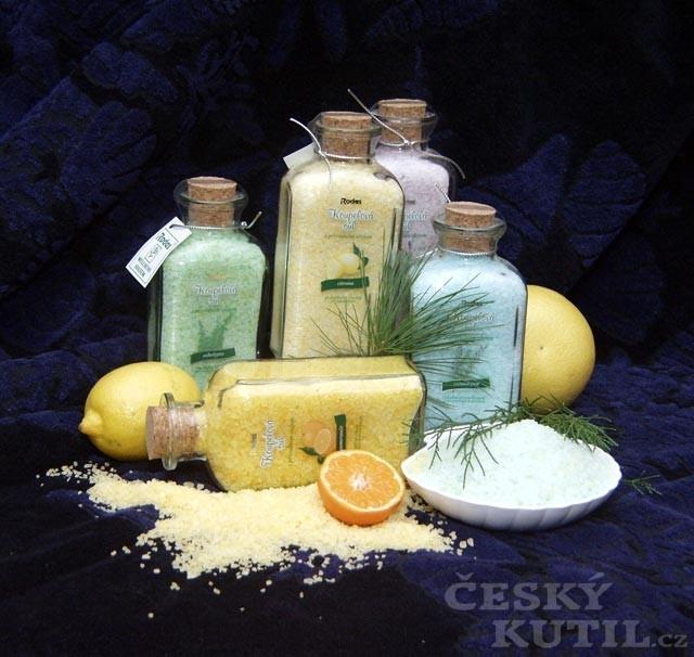 Aromaterapie – vůně a koupele