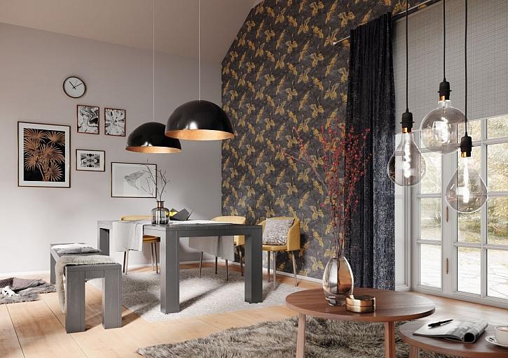 Inspirace ze světa bydlení a trendy pro podzim 2019 (Zdroj: Hornbach)
