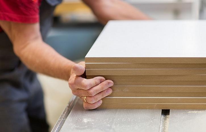 Dřevovláknité desky jsou bohužel dost těžké