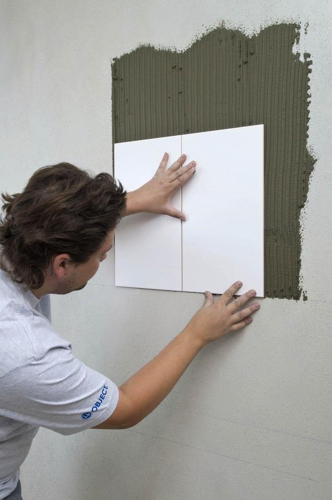 4. Obkládání stěn