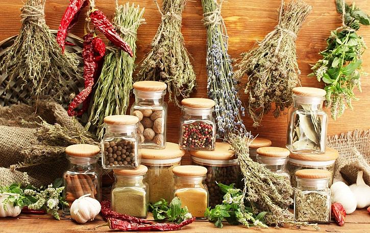 Sušení bylin a také hub patří k tradicím českých hospodyněk (Zdroj: Depositphotos)
