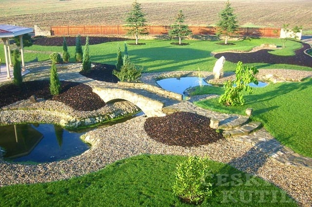 Jedna zem – více tváří aneb jak se tvoří zahrada snů