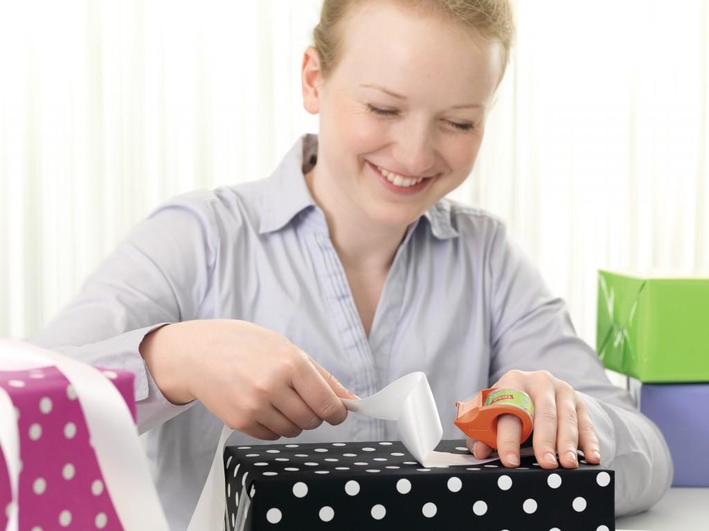 Nápady pro snadné balení vánočních dárků
