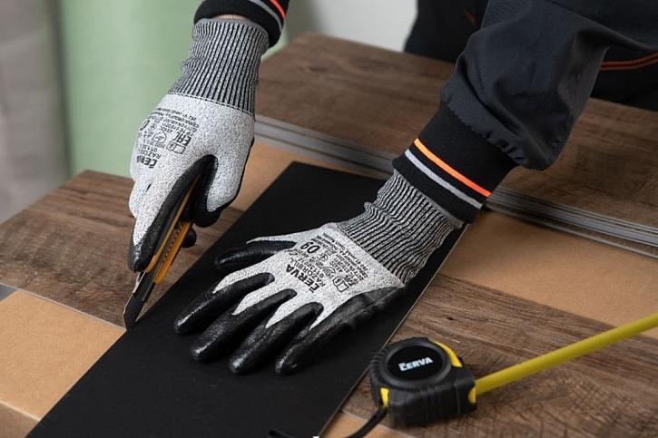 Cerva Razorbill – neprořezné rukavice