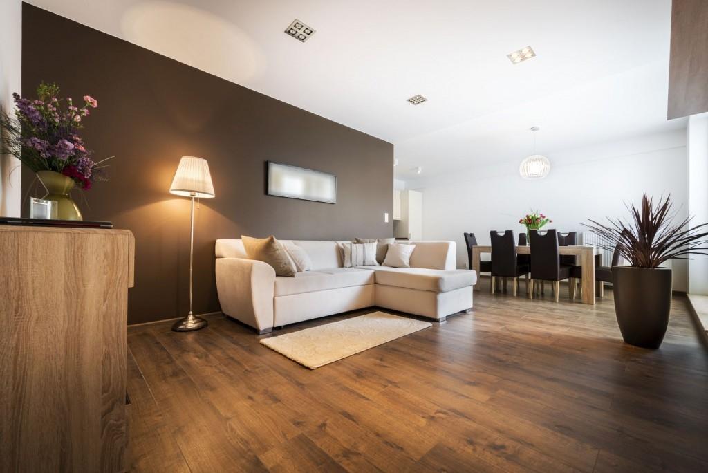 Jaký materiál na podlahu zvolit? Dřevěnou plovoucí podlahu