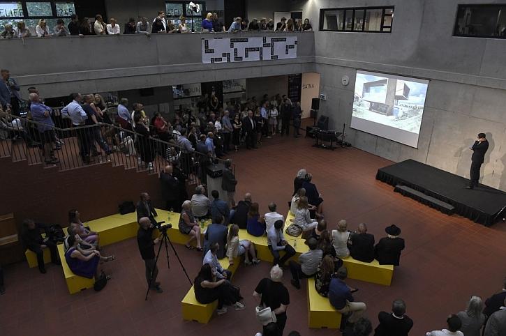 HELUZ se stal partnerem České ceny za architekturu