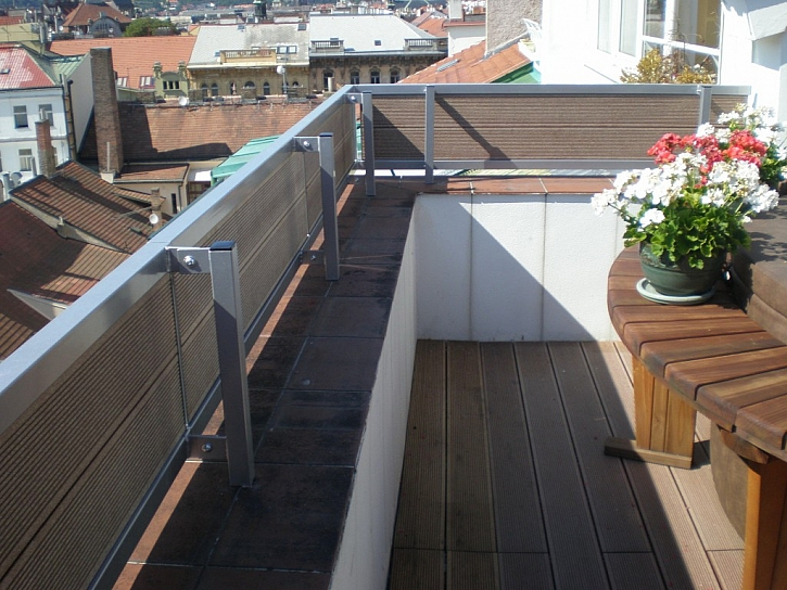 Bezúdržbová terasa
