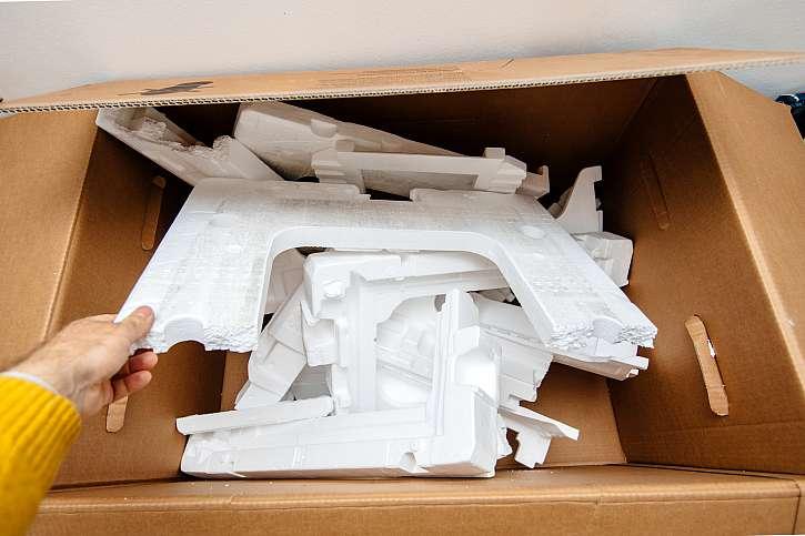 Češi třídí pěnový polystyren lépe než před dvěma lety (Zdroj: Depositphotos (https://cz.depositphotos.com))
