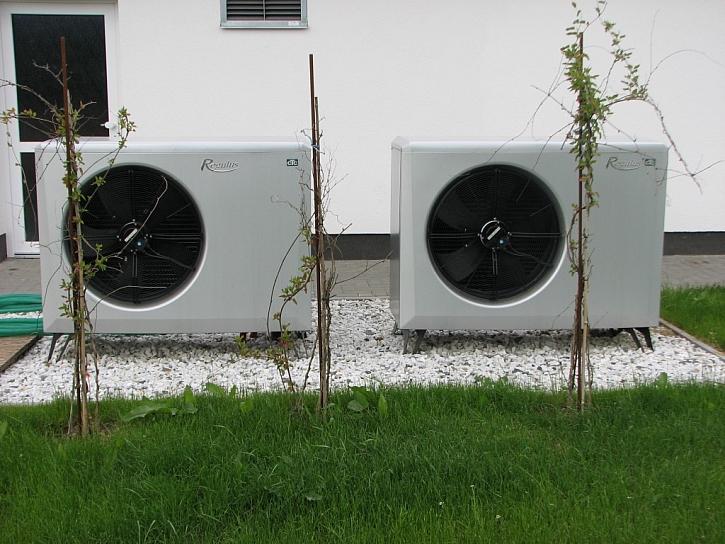 Jednofázové tepelné čerpadlo vzduch/voda EcoAir 400