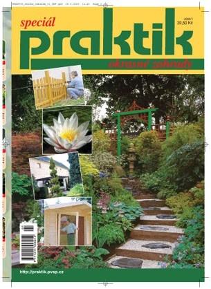 Speciál Praktik okrasné zahrady