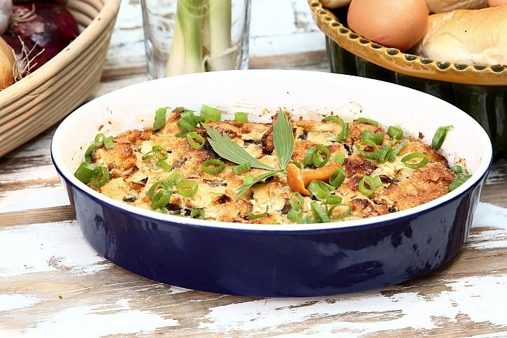 Uvařte si podle receptu Ládi Hrušky Krakonošův hubník (Zdroj: archiv FTV Prima)