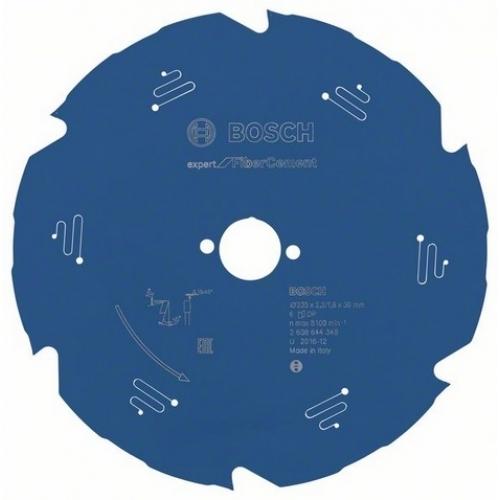 BOSCH Pilový kotouč Expert for Fiber Cement, 235 x 2,2/1,6 mm