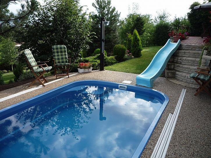 Laminátové bazény