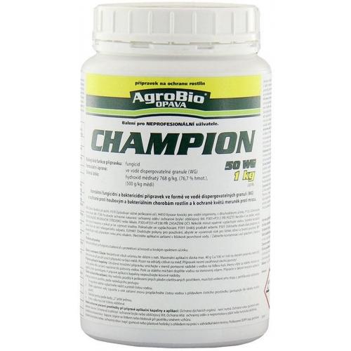 AgroBio CHAMPION 50 WG přípravek na ochranu rostlin 1 kg