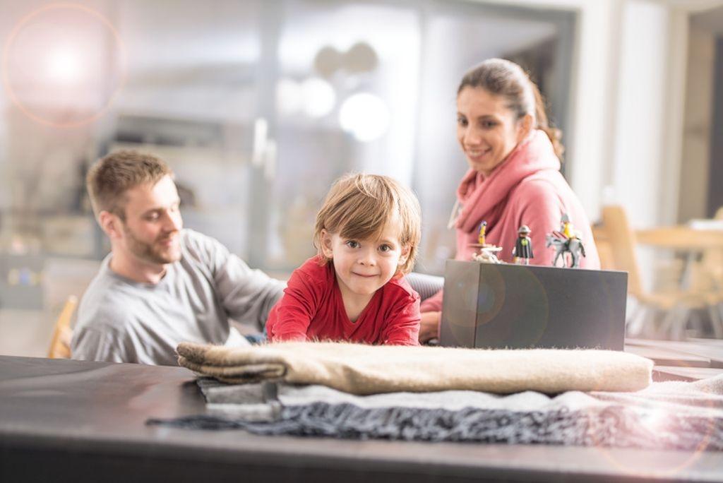 Jak zajistit doma čerstvý vzduch i optimální vlhkost po celý rok?